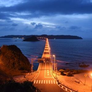 【山口旅行5】日本海側を移動~元乃隅神社と角島大橋!ホテル西長門リゾート泊