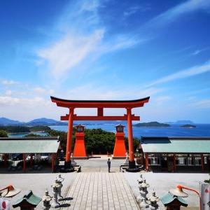 【山口旅行7】絶景!福徳稲荷神社とたかせ本店の「瓦そば&うなめし」