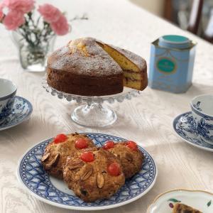 紅茶に合う英国菓子