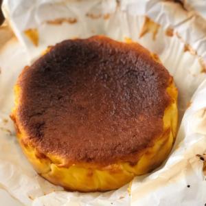 キャラメル・バスクチーズケーキ