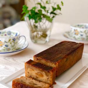 小川軒のバナナケーキ