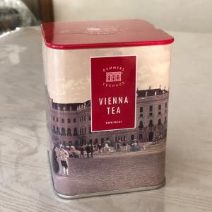 ウィーンの紅茶