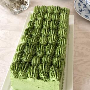 [募集]抹茶のケーキ