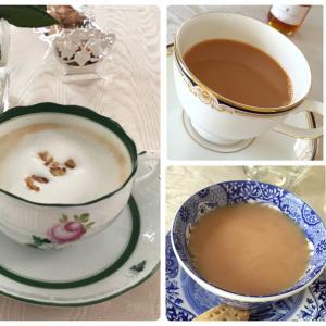 紅茶レッスン「ミルクティーの作り方とヴァリエーション」のお知らせ