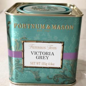 フォートナム&メイソンのヴィクトリアグレイ