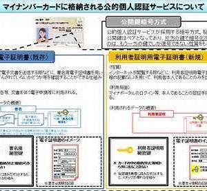 マイナンバーカードの機能をスマホに搭載 総務省が検討へ