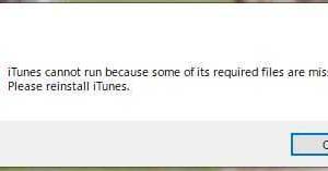 Apple iTunesが突然起動できなくなった件