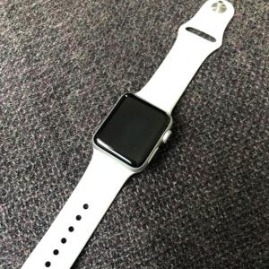apple Watchめ〜