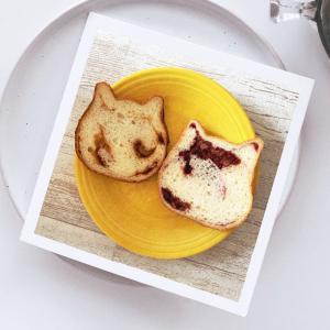 【逸品!】高級食パン「ねこねこ食パン」
