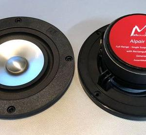 Alpair5v3をVer.4.1で試聴