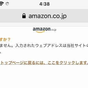 Amazonでマスクをポチったが、