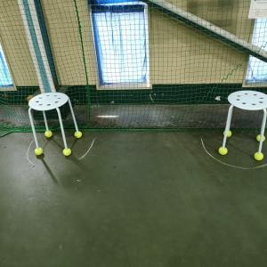 テニススクールのコロナ対策