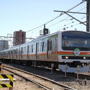 八高線高麗川駅一周