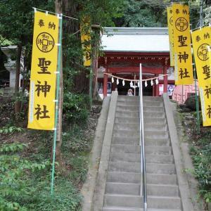 秩父黒谷の聖神社