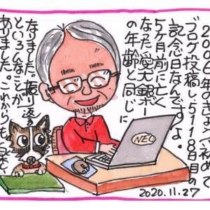 『ブログ始めて丸14年に!』