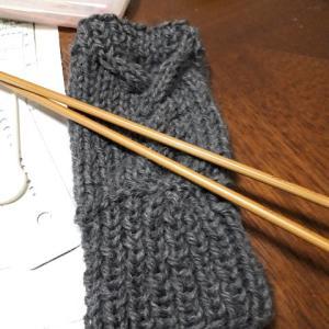 寄り道編み物