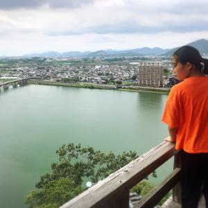◆犬山城下町…実家の家族とお出掛け。名鉄犬山ホテルは8月まで