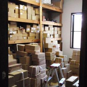 ●現在工房移転後のため、販売材料が見つからない場合には販売できない品物もあります。