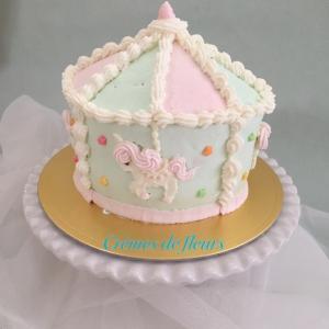 作りながらときめいたケーキ☆