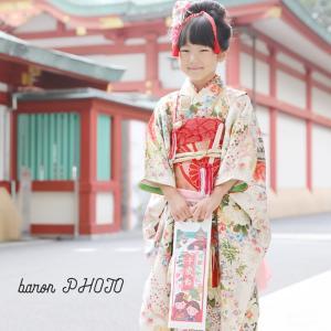 7歳の七五三(日枝神社/赤坂)