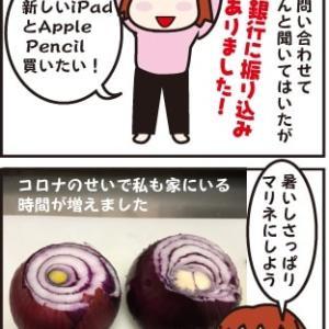 紫玉ねぎのマリネ