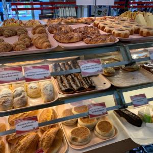 山崎パンが好きです。