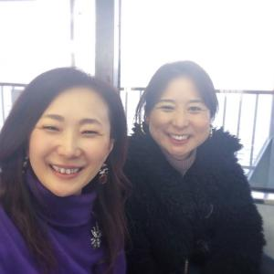 桜井希和子さん@広島!厳島神社に参拝して、お好み焼き食べました!~夢を叶えるお手伝い編~
