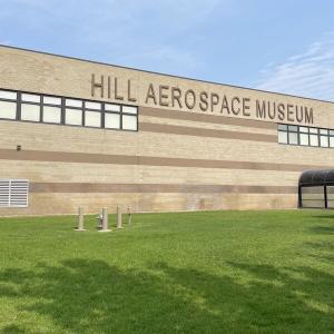 ユタ州の国立公園めぐり出発 & 航空宇宙博物館 1