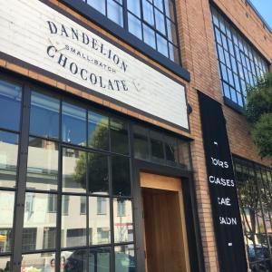 ダンデライオン・チョコレートでアフタヌーン・チョコレートティー♪