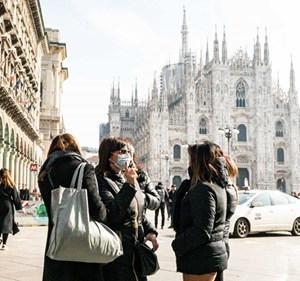新型コロナでイタリアも非常事態!