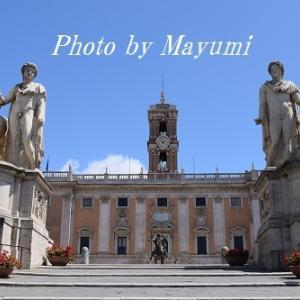 ローマはやっぱり美しい♪