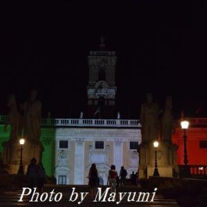 Forza Italia!! Rome by Night♪