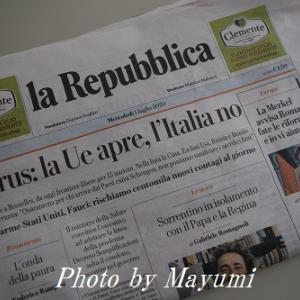 EUの国境開放、イタリアは開かず。