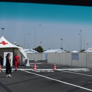 イタリア入国時のPCR検査について。