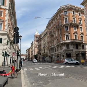 ローマ三越、夏に閉店!閉店までセールが続きます。