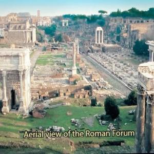 ローマ、今、昔。