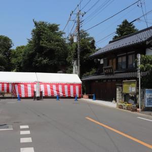 鷲宮神社で鳥居再建の地鎮祭が執り行われました&奉賛(寄付)してきました