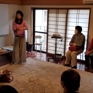 【開催報告】1/24 東京新宿オアシスハウスにて「ハナリンの真実のお話会」