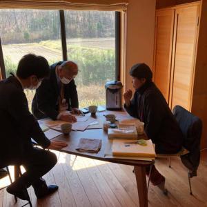 平田村オーガニック「福縁の宿」(ふくしまロハスプロジェクト)オープンの準備が進んでいます!