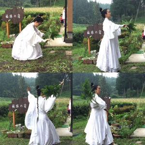 三輪福さんの宿ひらき舞のレポート!やよい接骨院のたかこさん(那須)