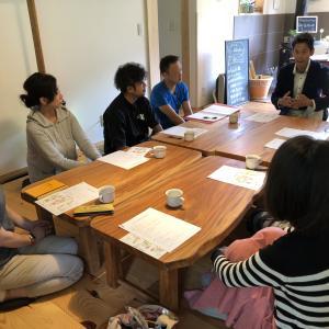 【開催報告】たけさんと一緒にデトックス自然療法合宿@福縁の宿!10/3募集中
