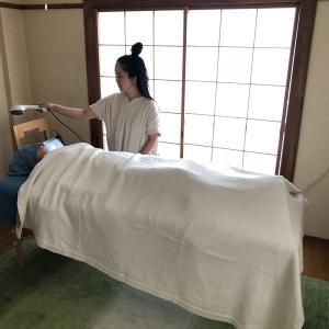 【募集】三輪福さんのサイマティクスサウンドセラピー施術会(福縁の宿)
