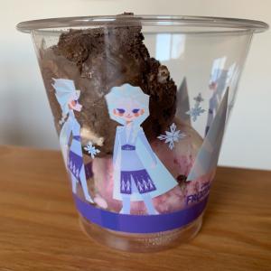 アナ雪カップでスイーツ! #アイスクリーム #新潟 #サーティワン #ポケモンGO #色違い