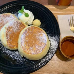 お肉をしっかりとパンケーキ #ポケモンGO #新潟 #和幸 #とんかつ #ランチ