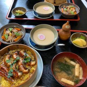 3年前から行こうと思ってたお店 #新潟 #ポケモンGO #わっぱ飯 #ランチ #だんな飯