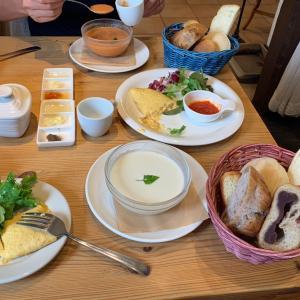 念願のカフェ&商店街に行きました! #ポケモンGO #色違い #新潟 #ポケ森 #ランコントル