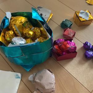 姪っ子とパフェと折り紙遊び! #ポケモンGO #ポケ森 #立川 #姪っ子 #カフェスイーツ
