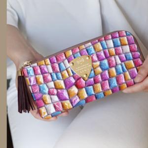 イーマリーちゃん♥とATAOの財布…