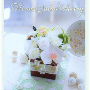 贈り物のお花☆