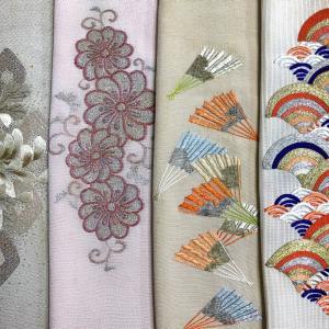 『はぁ~るよ来い♪~春の布あそび~』1/26- 追加 新着刺繍半衿